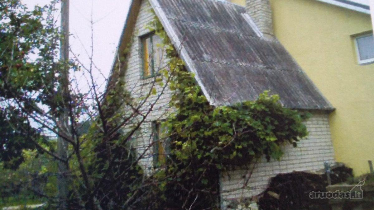 Plungės r. sav., Plungės m., J. Pabrėžos g., mūrinis sodo namas