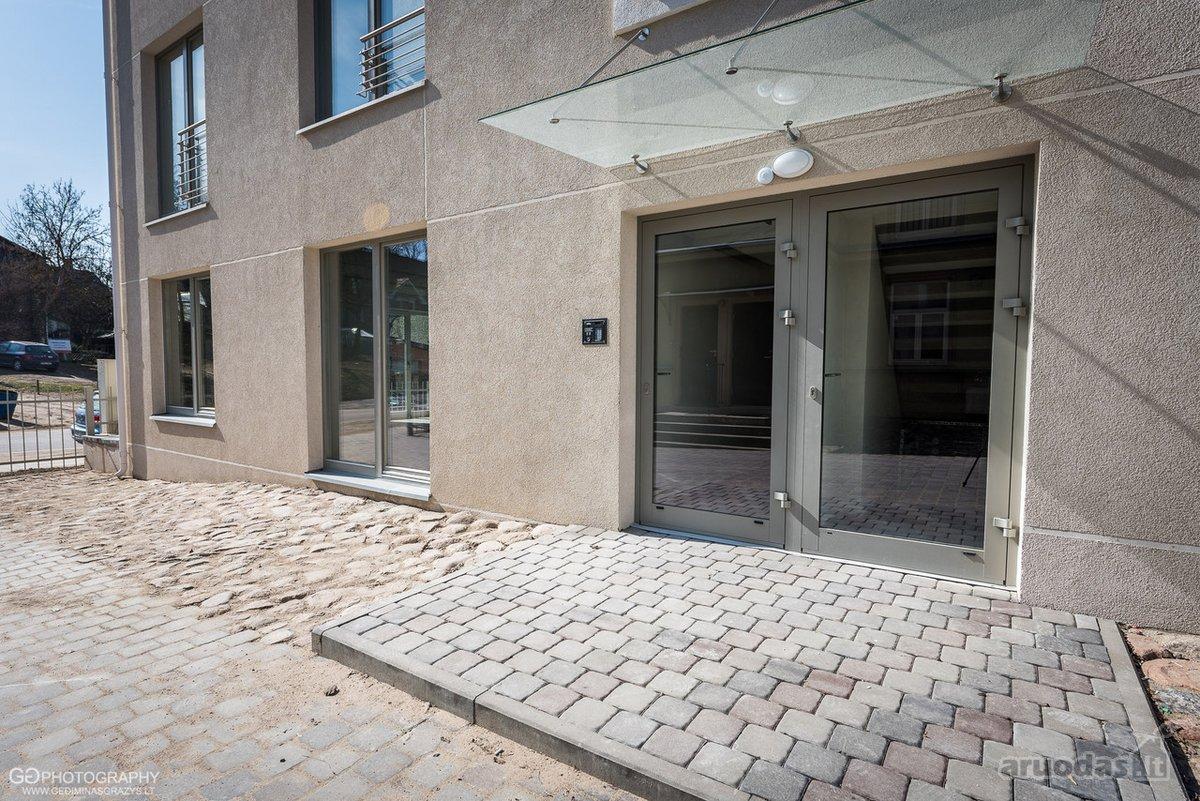 Vilnius, Užupis, Polocko g., biuro, prekybinės, paslaugų, sandėliavimo, maitinimo, kita paskirties patalpos nuomai