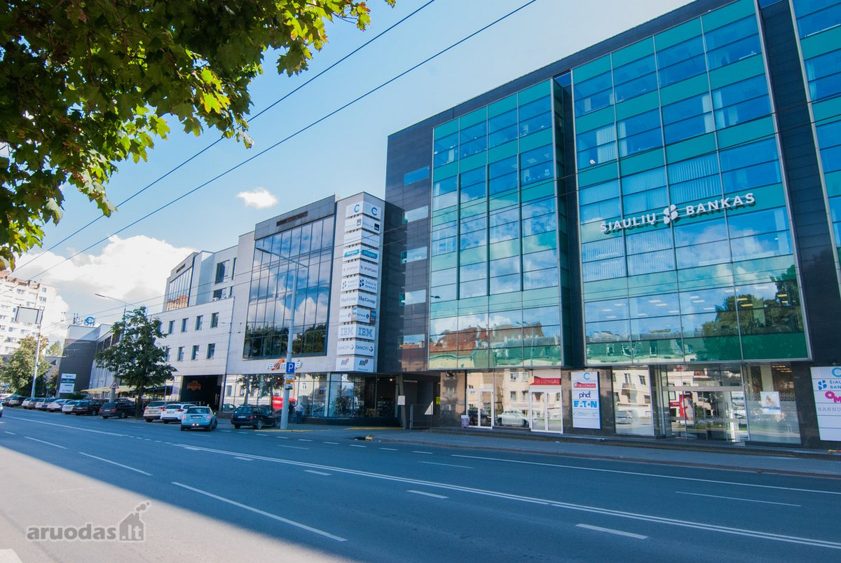 Vilnius, Šnipiškės, A. Juozapavičiaus g., biuro, paslaugų paskirties patalpos nuomai