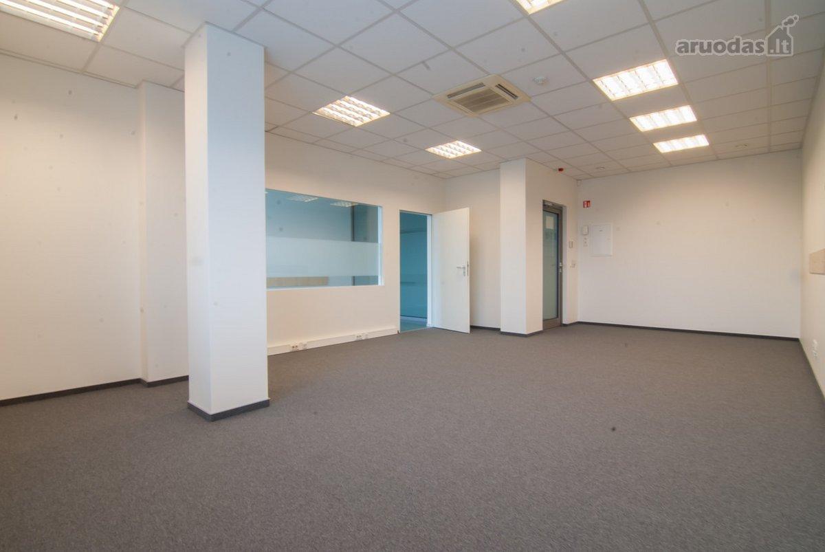 Vilnius, Šnipiškės, Šeimyniškių g., biuro, paslaugų paskirties patalpos nuomai