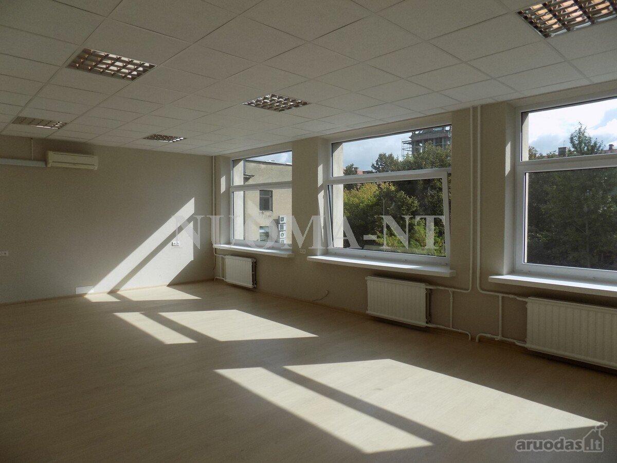 Vilnius, Naujamiestis, Lukiškių g., biuro, kita paskirties patalpos nuomai
