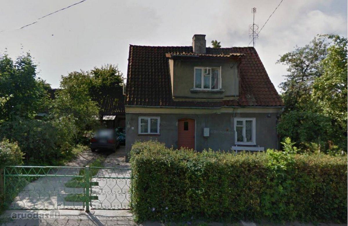 Klaipėda, Centras, Jotvingių g., mūrinio namo dalis