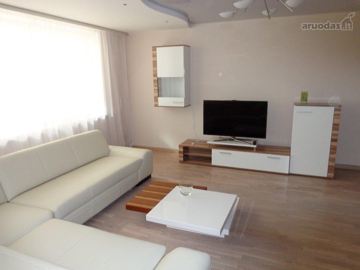 Vilnius, Šnipiškės, Krokuvos g., 5 kambarių butas