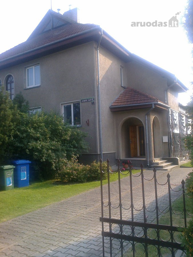 Šilutės r. sav., Šilutės m., Jovarų g., mūrinis namas