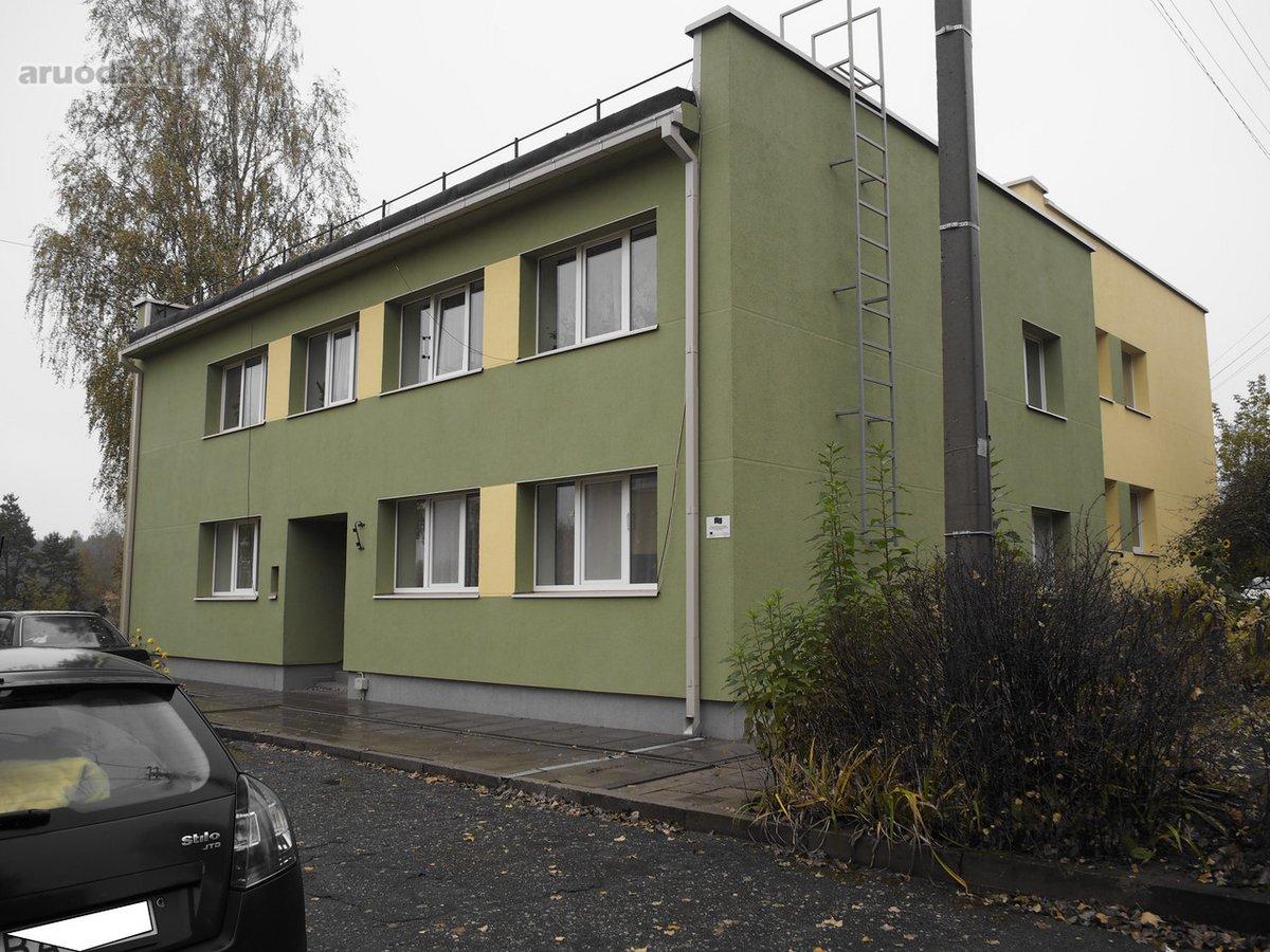 Ignalinos r. sav., Ignalinos m., Smėlio g., 3 kambarių butas