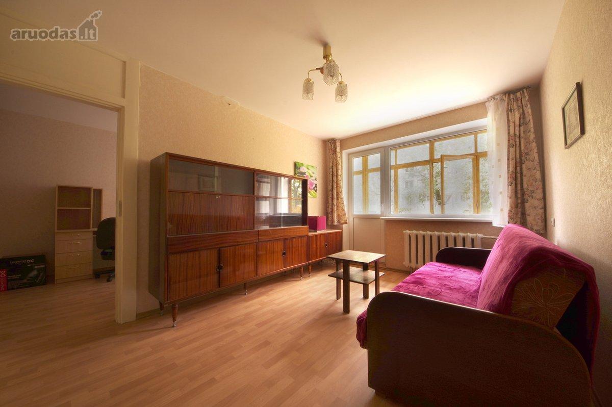 Vilnius, Žirmūnai, Apkasų g., 2 kambarių buto nuoma