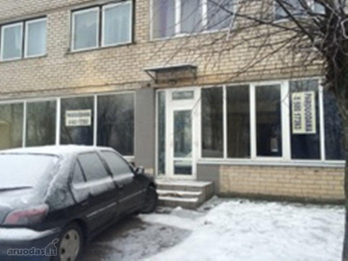 Kaunas, Ž. Šančiai, A. Juozapavičiaus pr., biuro paskirties patalpos