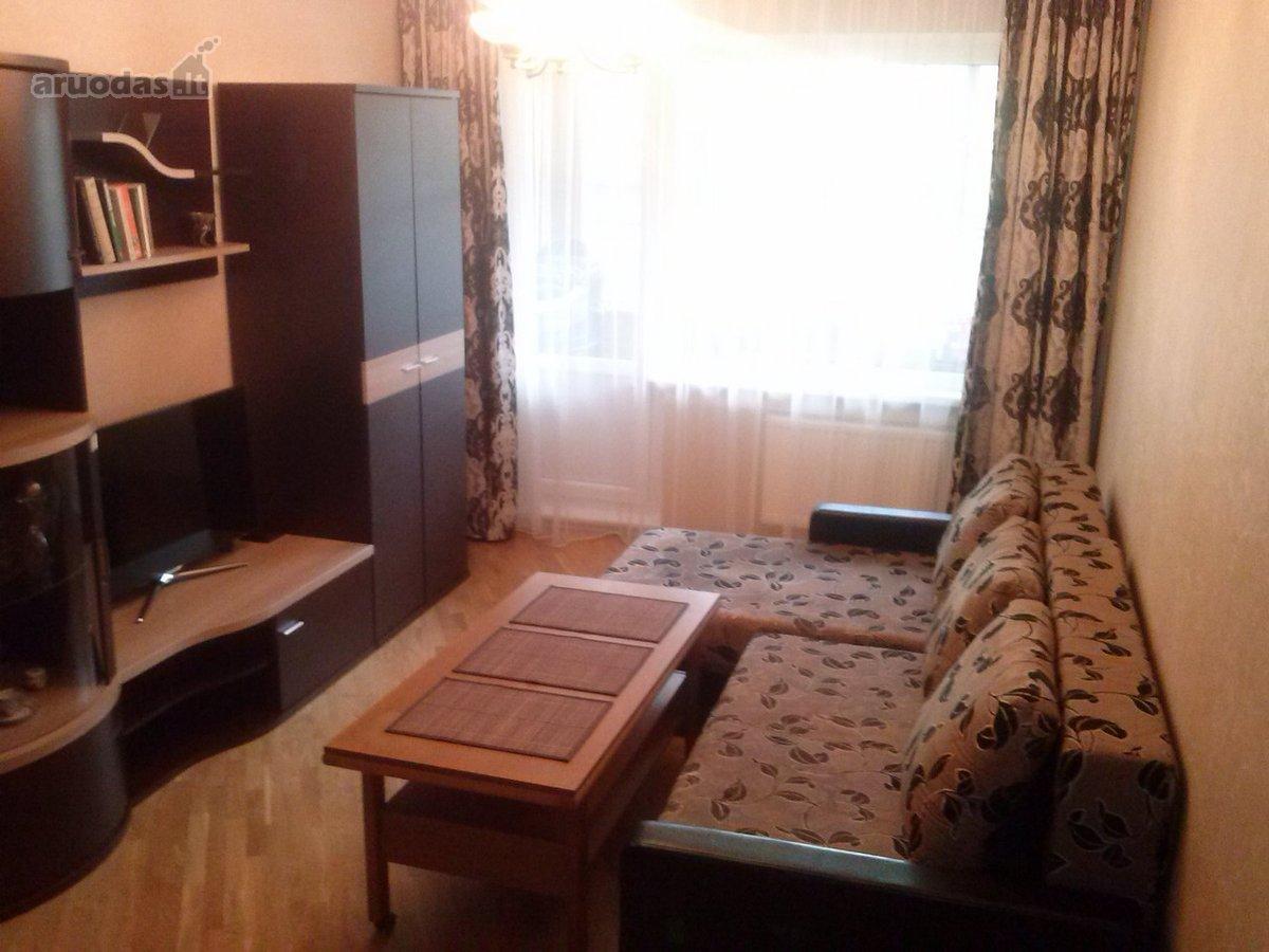 Šiauliai, Dainiai, Aido g., 3 kambarių butas