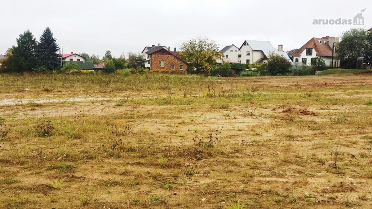 Vilnius, Kairėnai, Mokyklos g., namų valdos paskirties sklypas