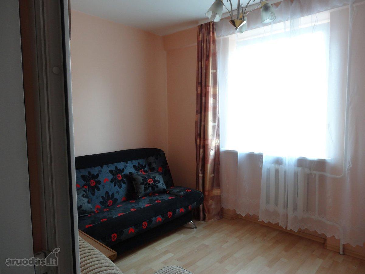 Klaipėda, Centras, J. Janonio g., 2 kambarių buto nuoma