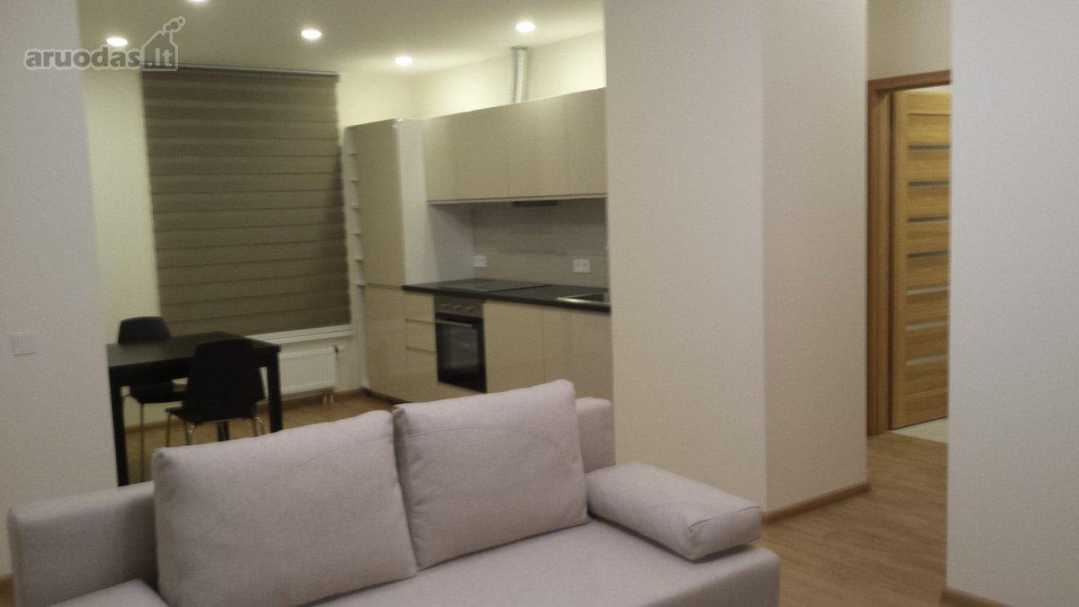 Vilnius, Baltupiai, Visorių g., 2 kambarių buto nuoma