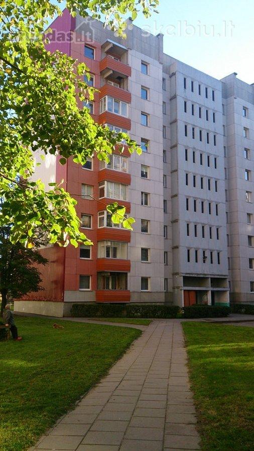 Klaipėda, Centras, Ryšininkų g., 2 kambarių butas