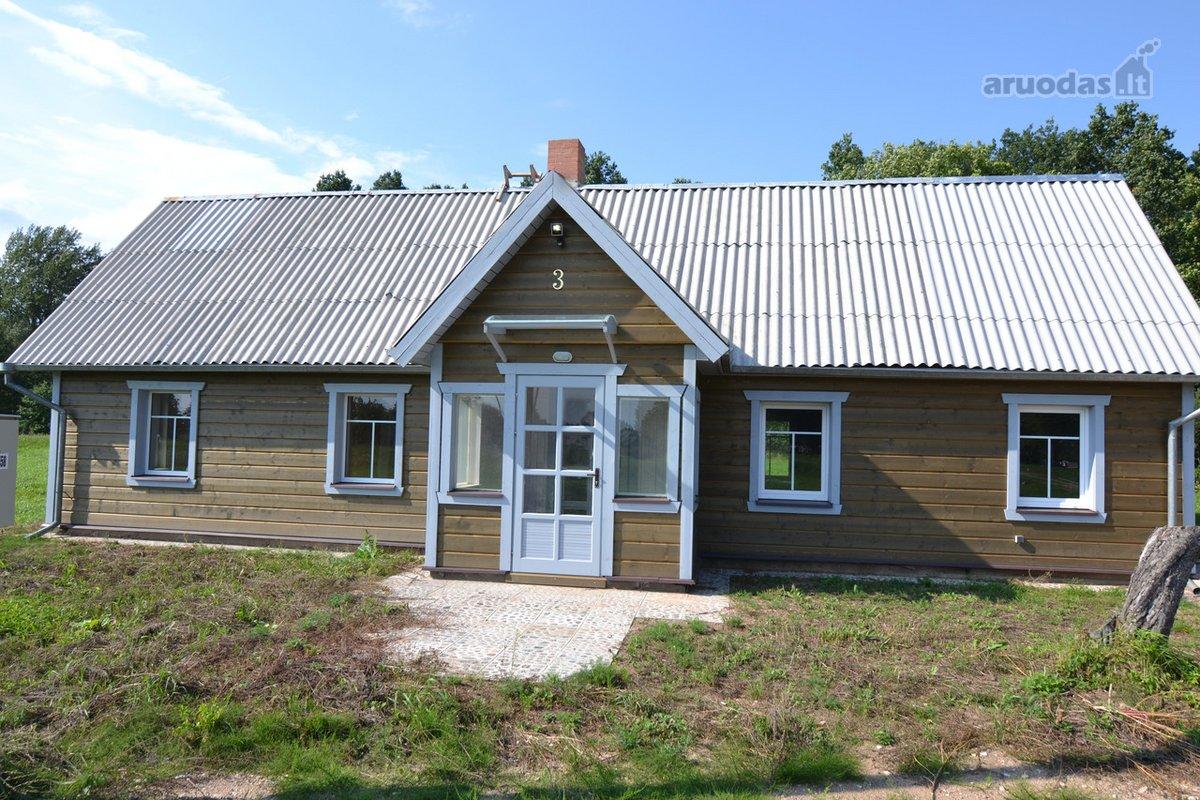 Švenčionių r. sav., Zalavo k., Švenčionių g., medinis namas