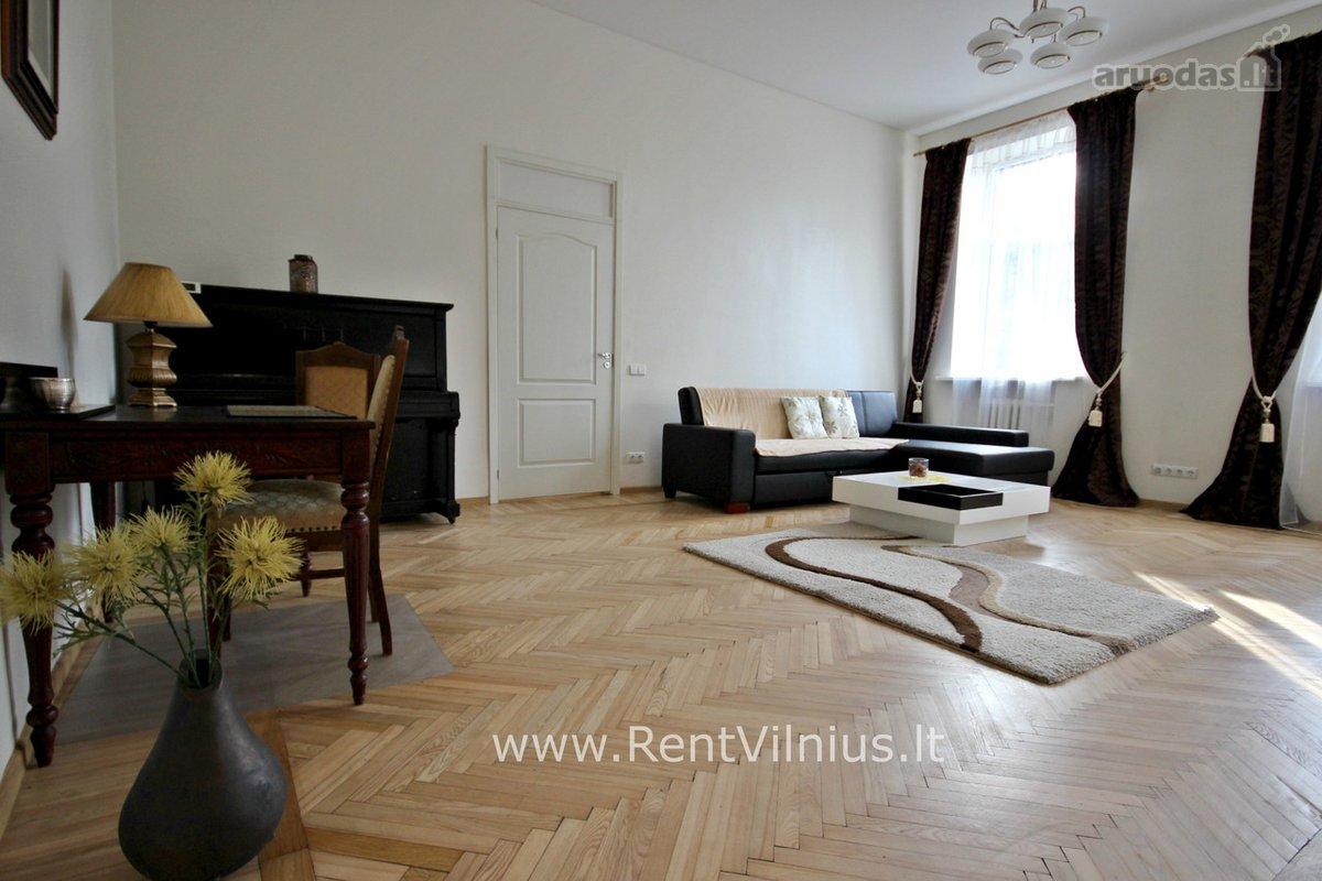 Vilnius, Naujamiestis, Vasario 16-osios g., 2 kambarių buto nuoma