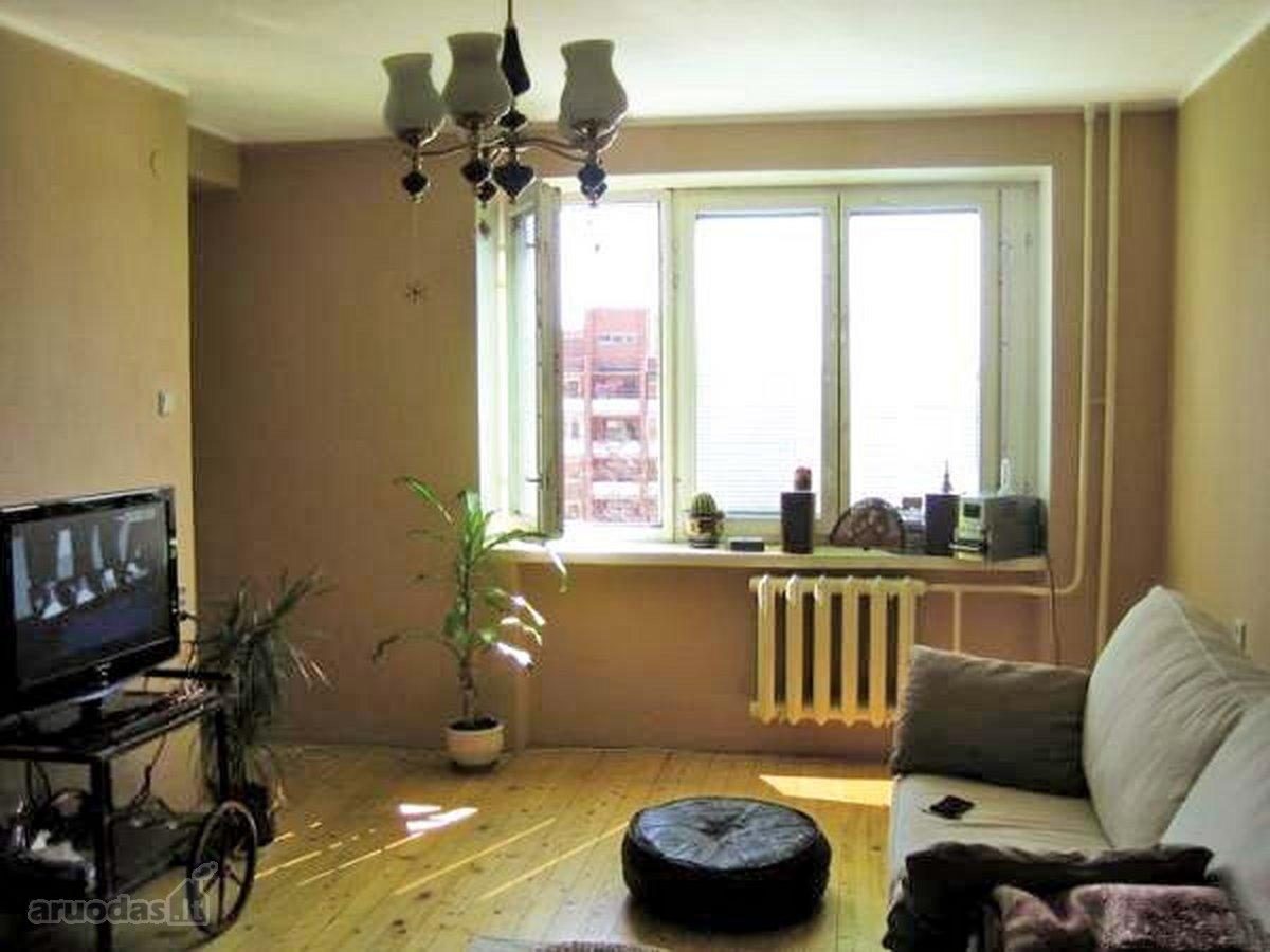 Vilnius, Jeruzalė, Rugių g., 2 kambarių buto nuoma