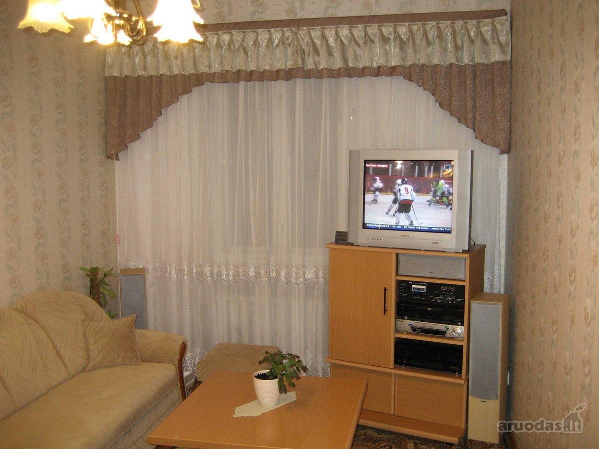 Kaunas, Aleksotas, Antakalnio g., 2 kambarių buto nuoma