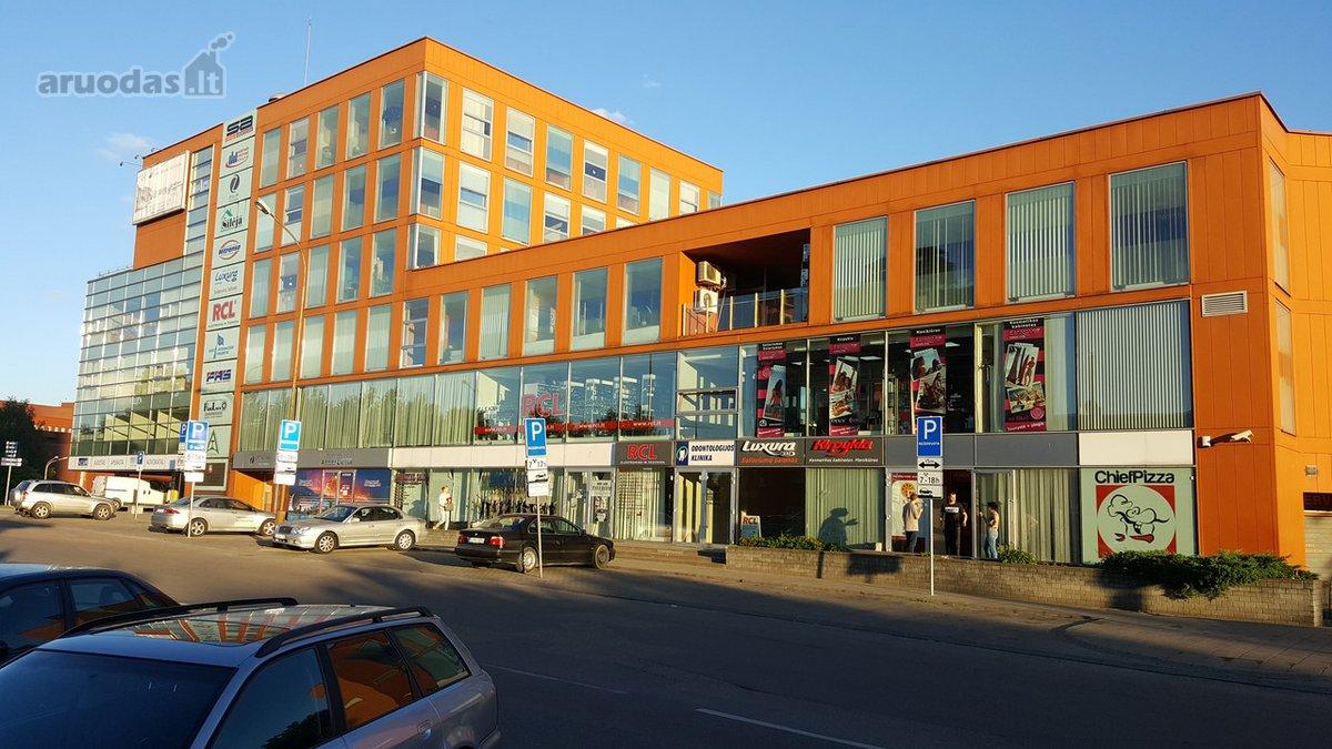 Vilnius, Šeškinė, Ukmergės g., biuro, prekybinės, paslaugų, maitinimo, kita paskirties patalpos