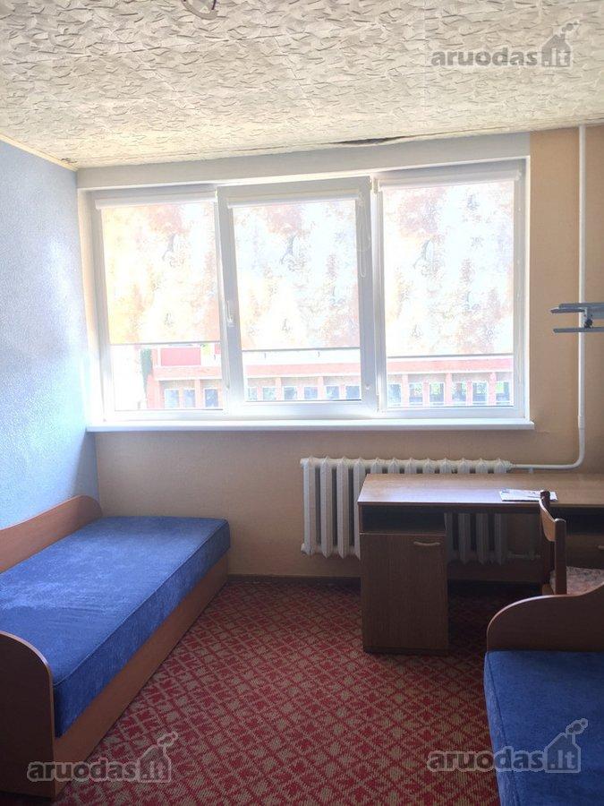 Šilutės r. sav., Šilutės m., Cintjoniškių g., 2 kambarių butas