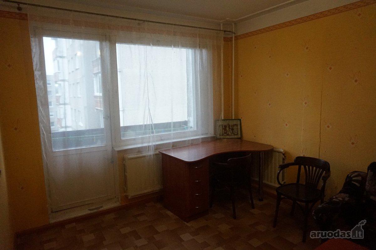Marijampolės m., Mokolai, Mokolų g., 1 kambario butas