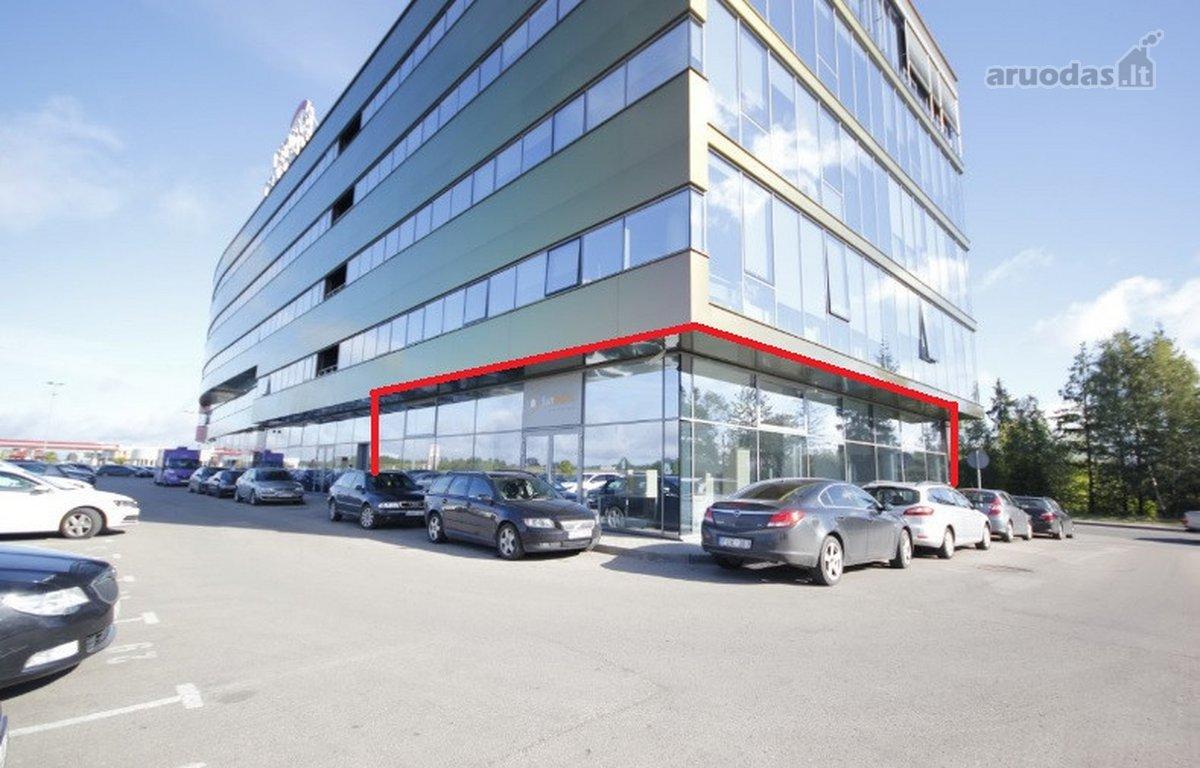 Vilnius, Fabijoniškės, Ukmergės g., biuro, prekybinės, paslaugų paskirties patalpos nuomai