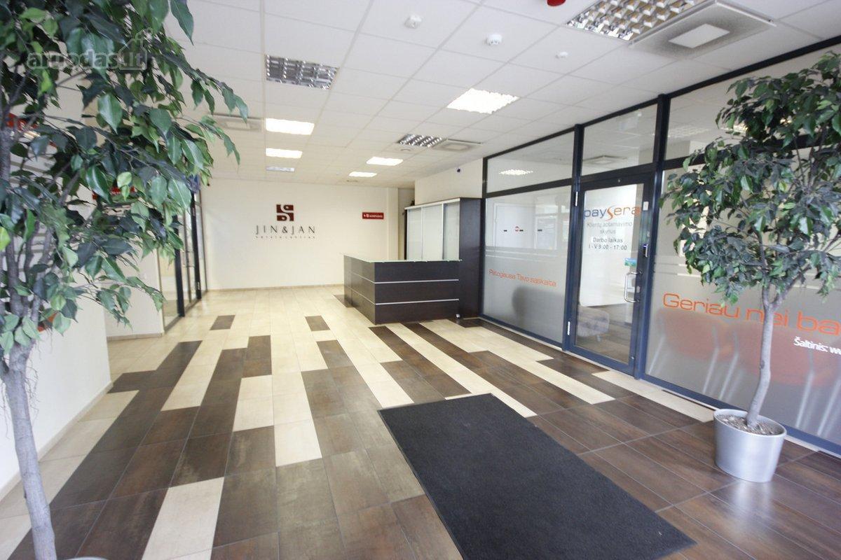 Vilnius, Karoliniškės, Mėnulio g., biuro paskirties patalpos nuomai