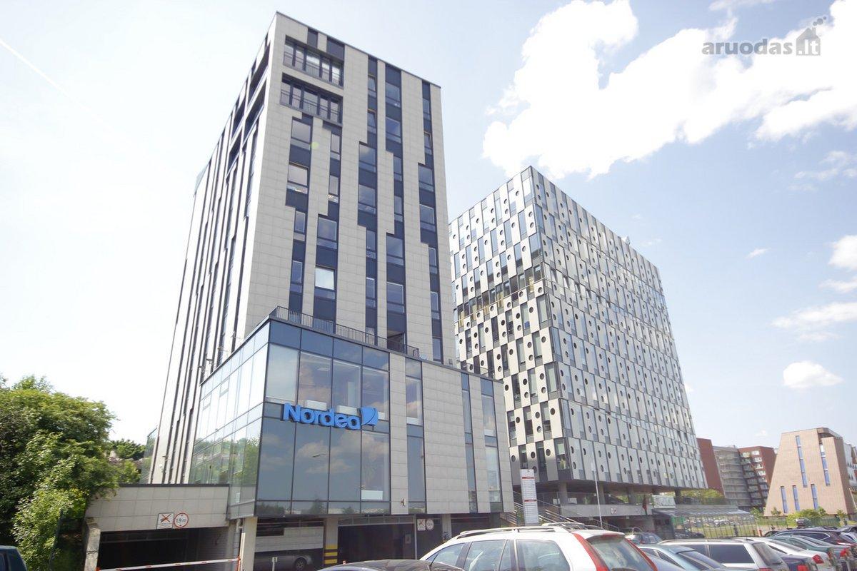 Vilnius, Karoliniškės, Mėnulio g., biuro, prekybinės, paslaugų paskirties patalpos nuomai