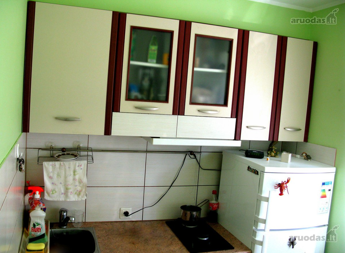Kaunas, Dainava, A. ir J. Gravrogkų g., 2 kambarių butas