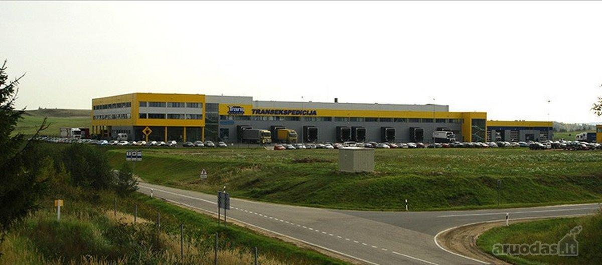 Vilnius, Avižieniai, Ukmergės g., biuro, paslaugų, sandėliavimo, gamybinės paskirties patalpos nuomai
