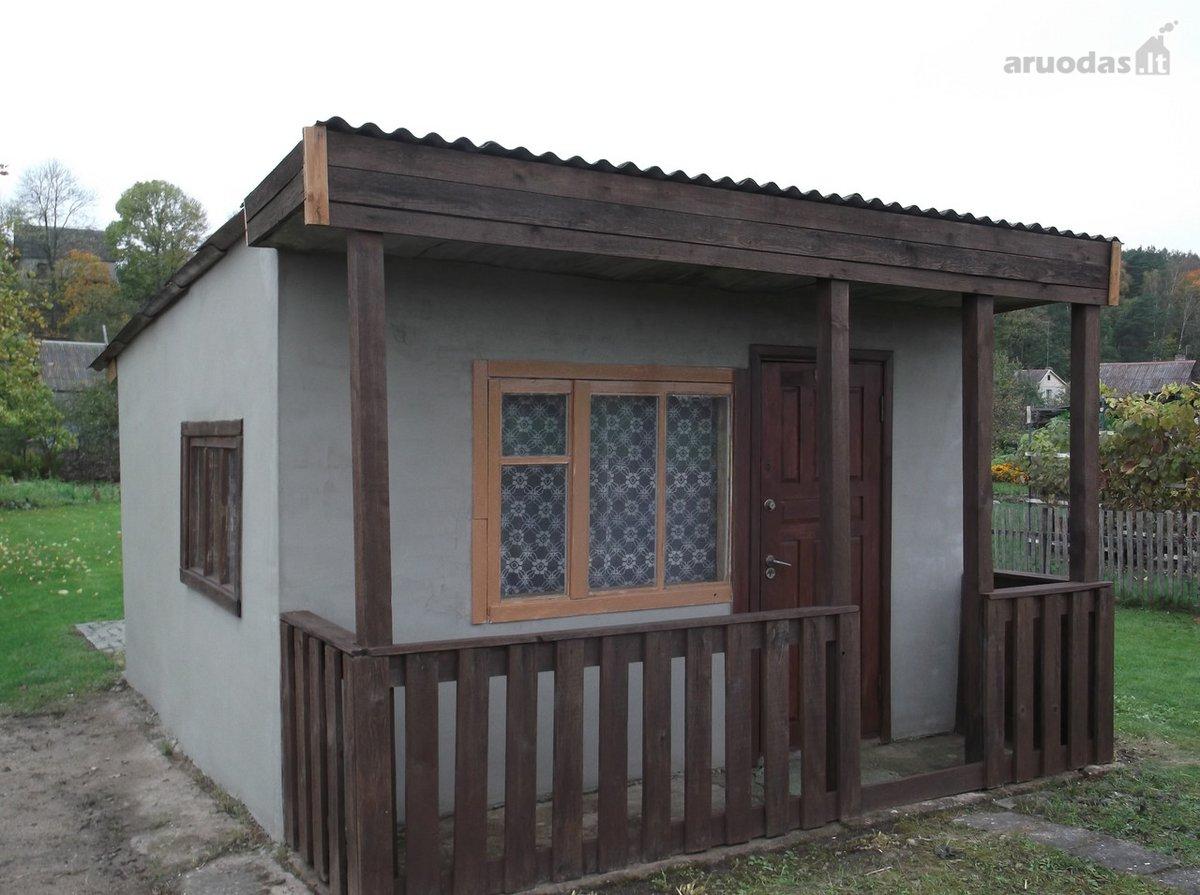 Kėdainių m., Nevėžio g., mūrinis sodo namas