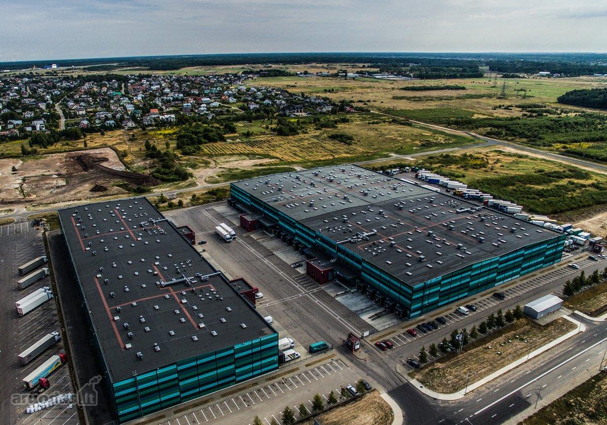 Kauno r. sav., Biruliškių k., Terminalo g., biuro, sandėliavimo paskirties patalpos nuomai