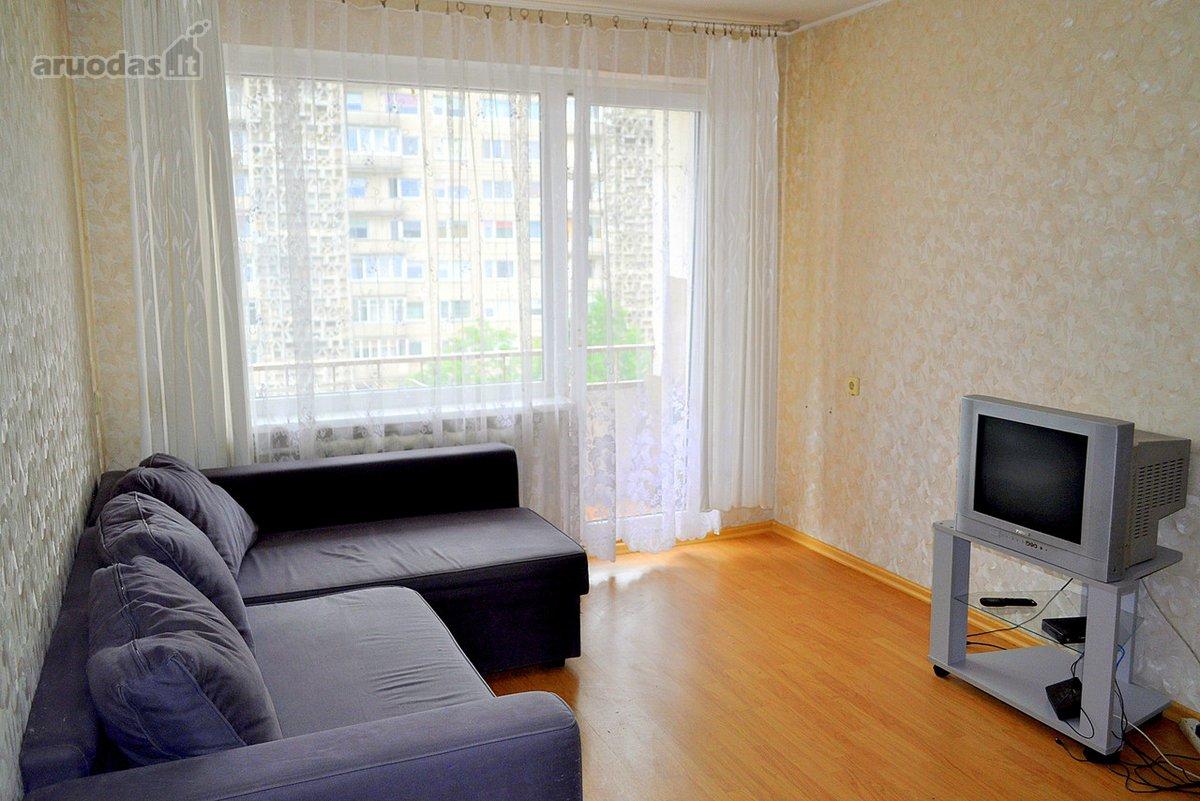 Vilnius, Grigiškės, Kovo 11-osios g., 1 kambario buto nuoma