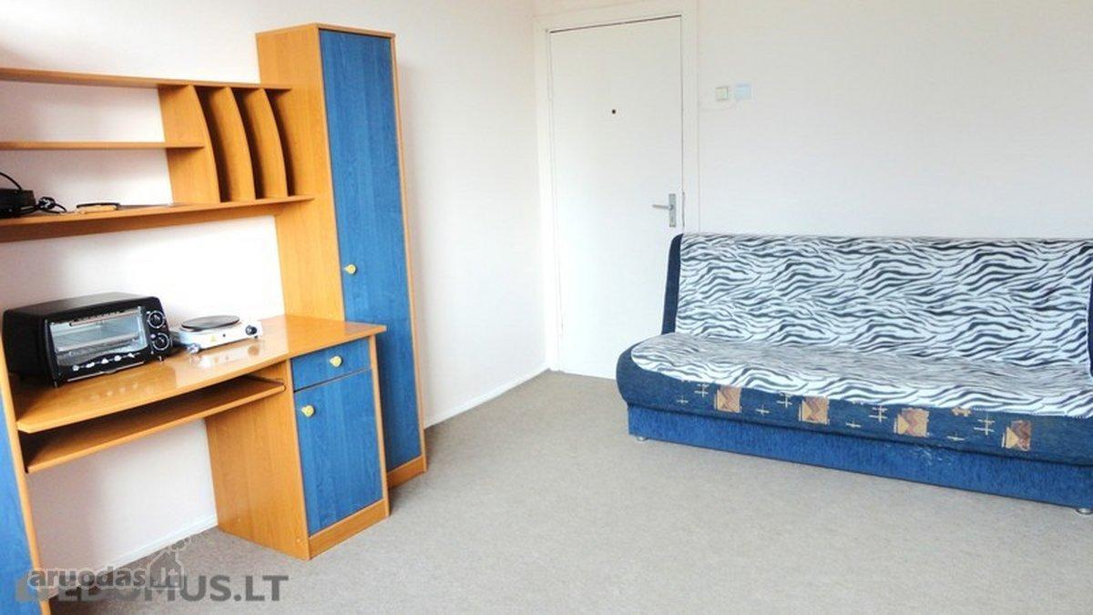 Vilnius, Naujamiestis, A. Vivulskio g., 1 kambario buto nuoma