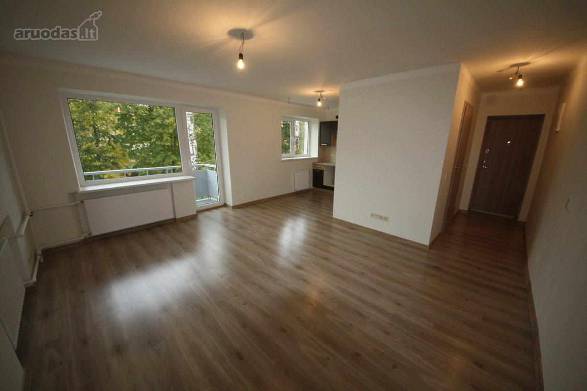 Kaunas, Aleksotas, Antakalnio g., 1 kambario butas