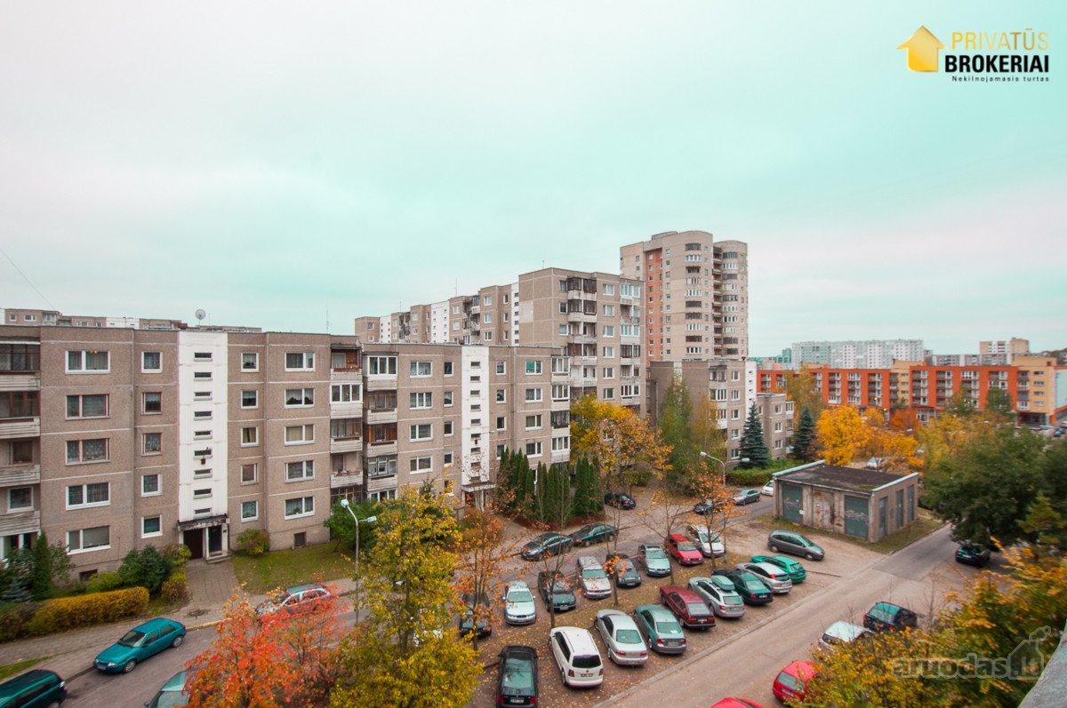 Vilnius, Fabijoniškės, Fabijoniškių g., 1 kambario buto nuoma