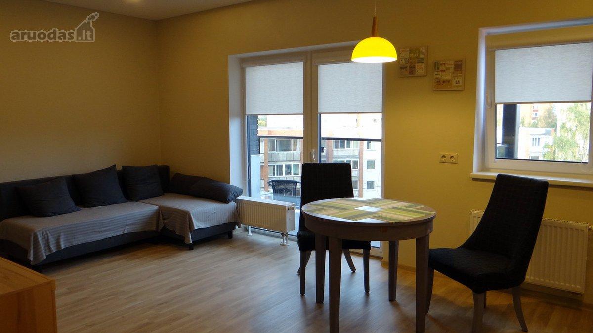 Kaunas, Žaliakalnis, J. Žemgulio g., 2 kambarių buto nuoma