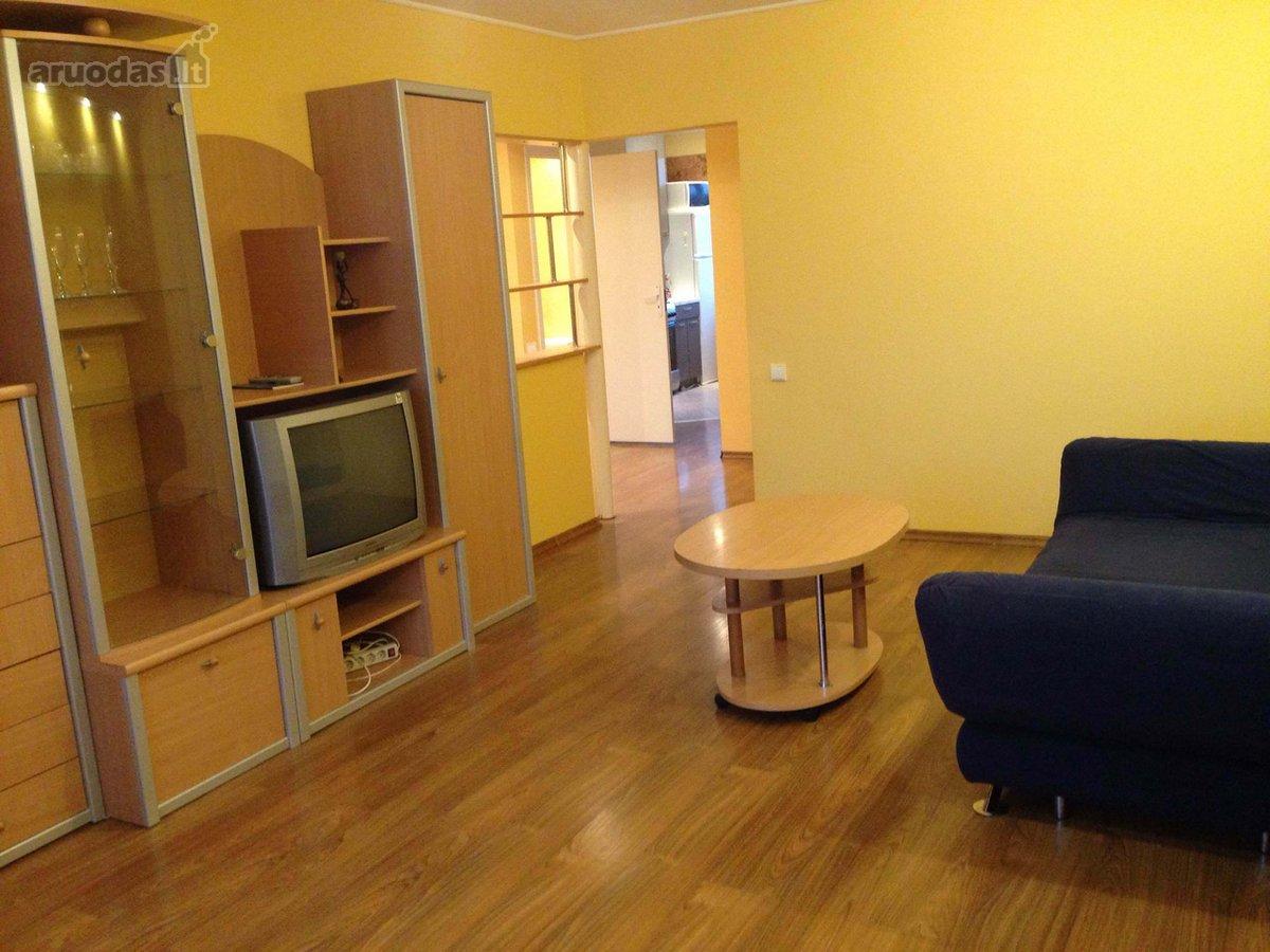 Šiauliai, Šimšė, Vilniaus g., 3 kambarių buto nuoma