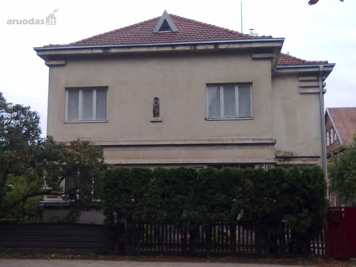 Kaunas, Žaliakalnis, Vydūno al., mūrinis namas