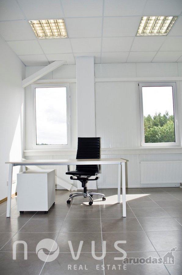 Vilnius, Santariškės, Molėtų pl., biuro, paslaugų paskirties patalpos nuomai