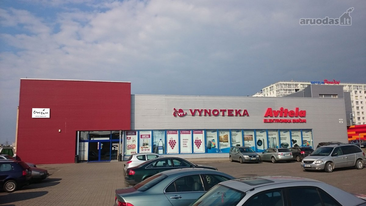 Vilnius, Fabijoniškės, Ukmergės g., prekybinės paskirties patalpos nuomai