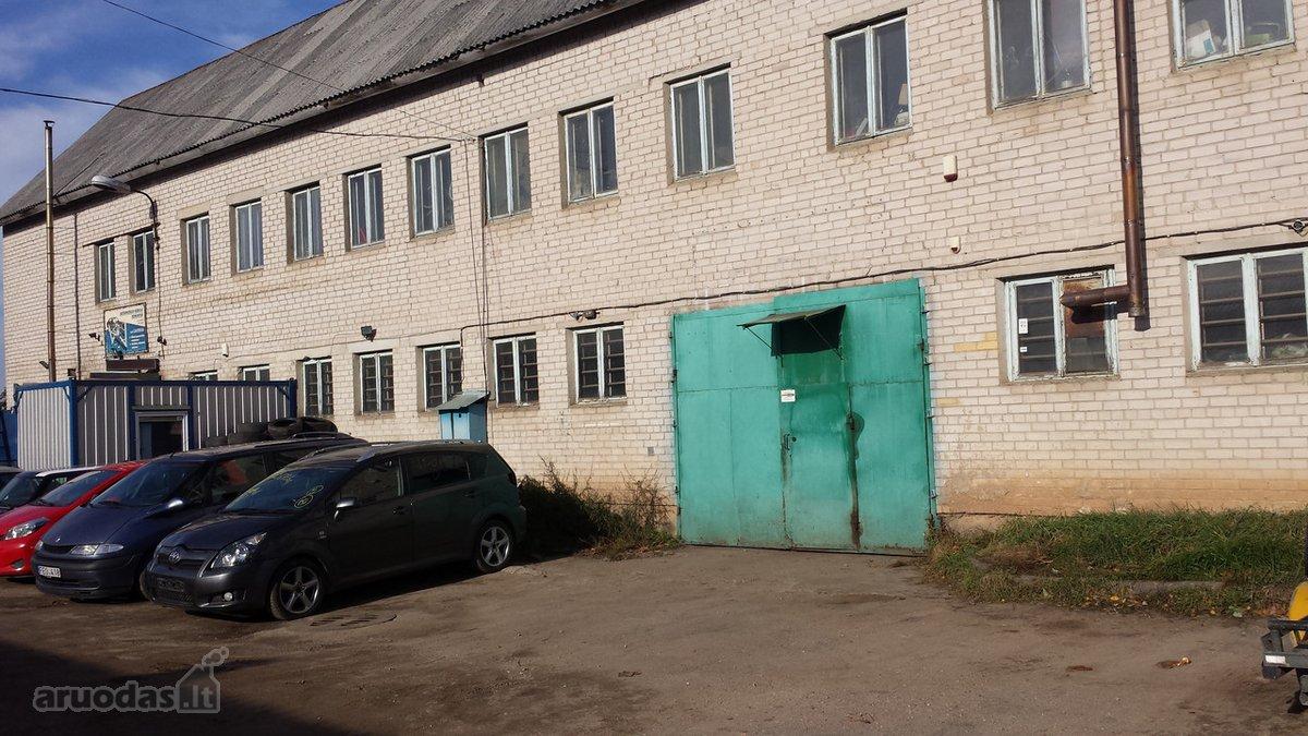 Vilnius, Justiniškės, Justiniškių g., gamybinės paskirties patalpos nuomai