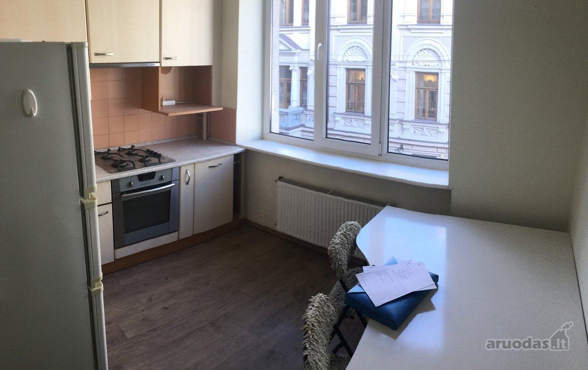Vilnius, Senamiestis, Jogailos g., 2 kambarių buto nuoma