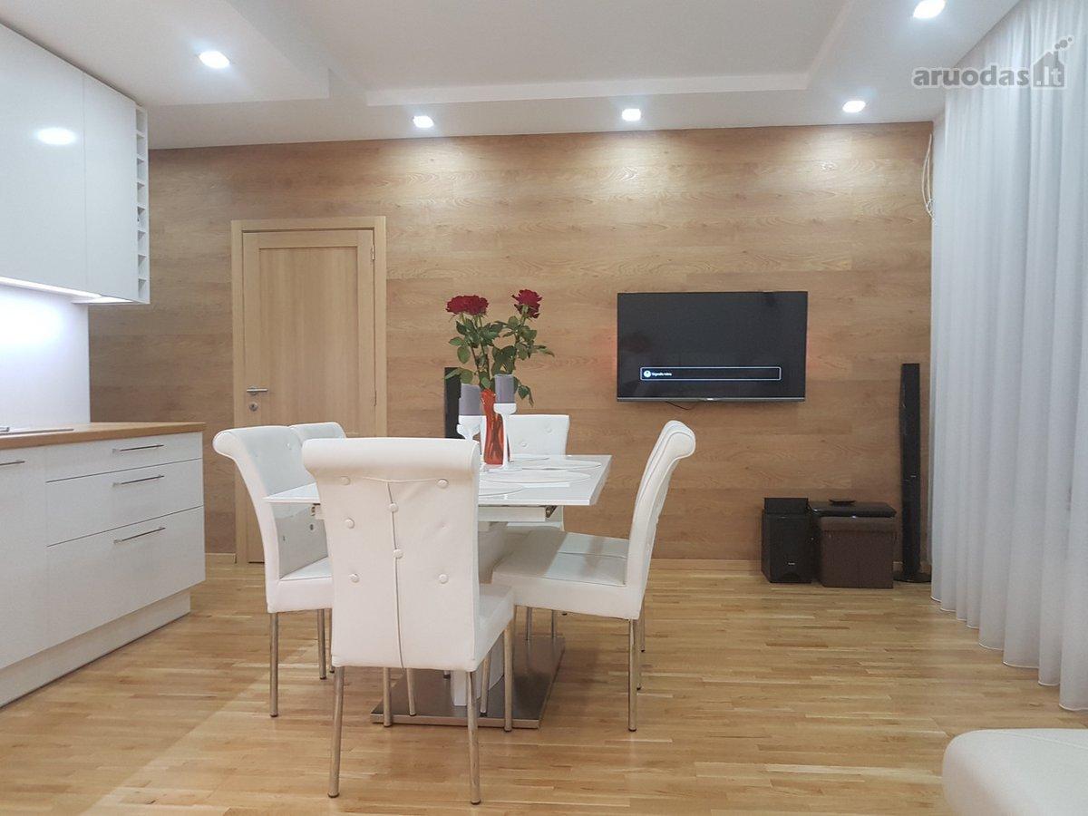 Vilnius, Pilaitė, Nidos g., 3 kambarių butas