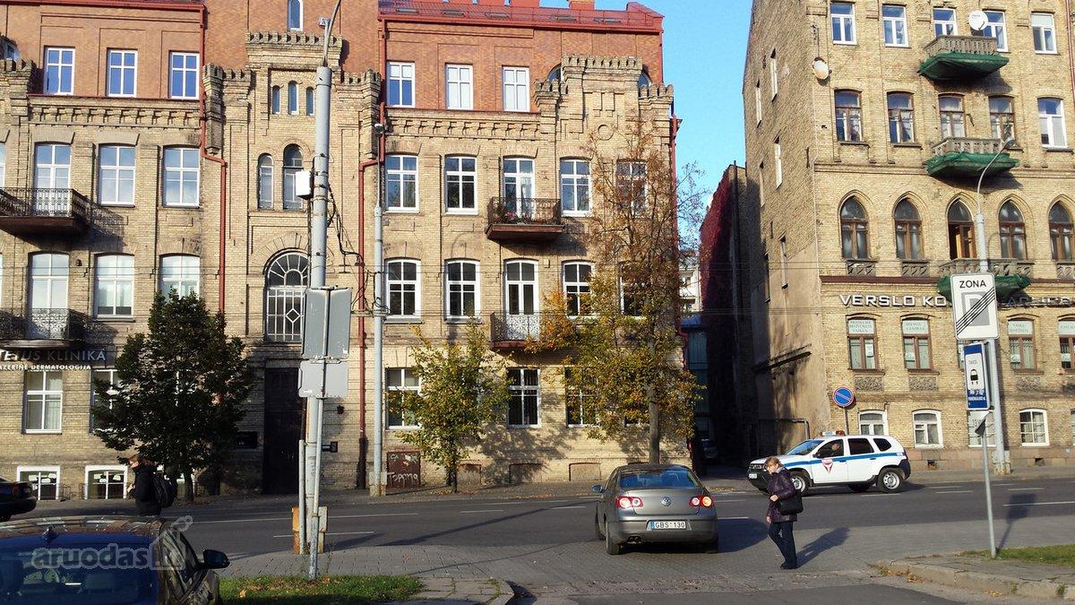 Vilnius, Naujamiestis, Pamėnkalnio g., biuro, paslaugų, kita paskirties patalpos nuomai