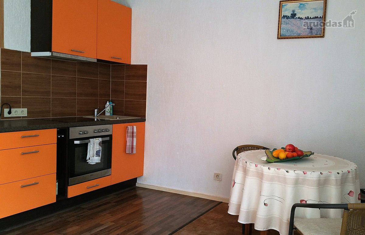 Vilnius, Naujamiestis, Gynėjų g., 2 kambarių buto nuoma