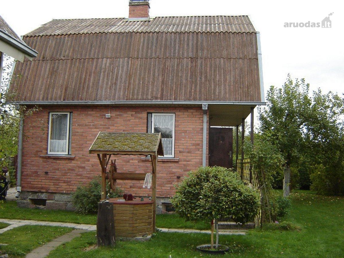 Kauno r. sav., Jadagonių k., mūrinis namas
