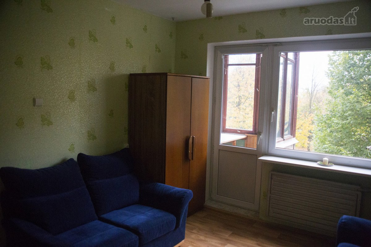 Vilnius, Šeškinė, Gelvonų g., 2 kambarių buto nuoma