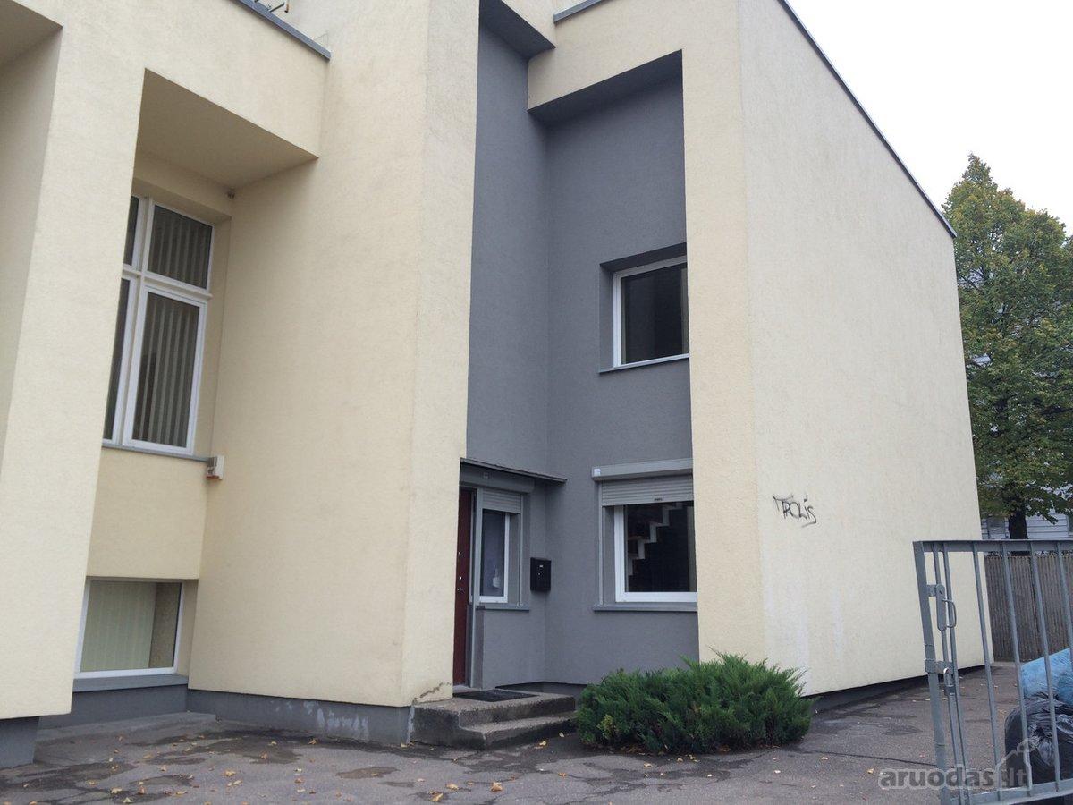 Vilnius, Naujamiestis, T. Ševčenkos g., biuro, prekybinės, sandėliavimo, gamybinės paskirties patalpos nuomai