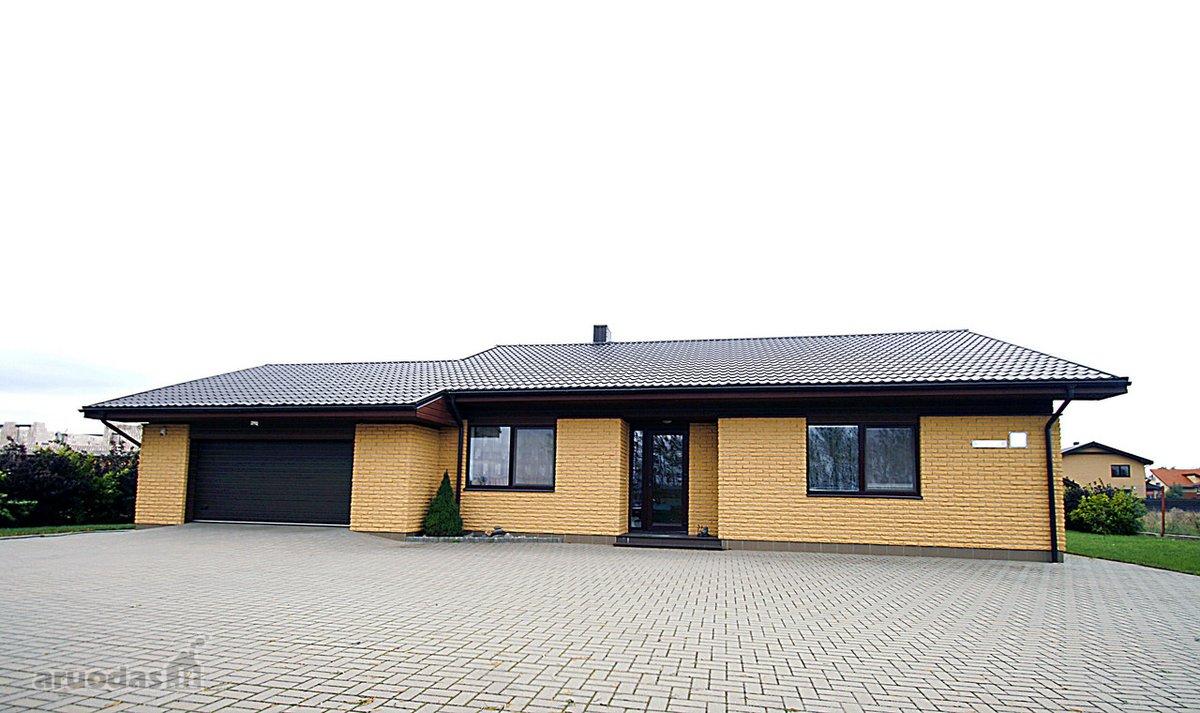 Klaipėdos r. sav., Slengių k., karkasinis namas