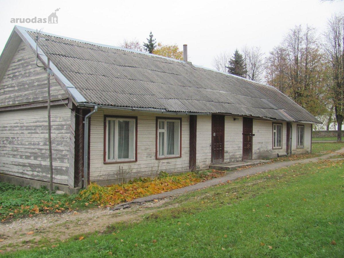 Molėtų r. sav., Videniškių k., Baltadvario g., medinis namas