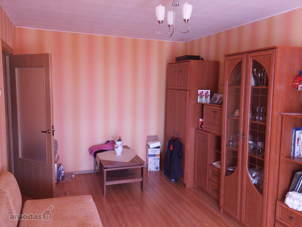 Mažeikių m., J. Tumo-Vaižganto g., 2 kambarių butas